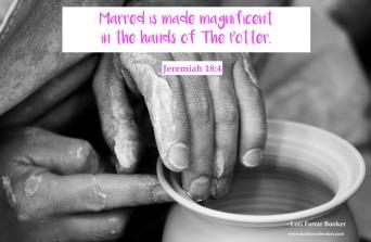 QUOTE-Marred Maginificent